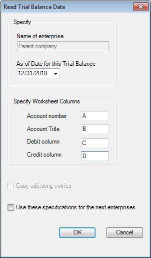 Excel FSM | Last Release | Financial Statement Masters